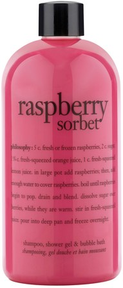 philosophy Raspberry Shower Gel, 480ml