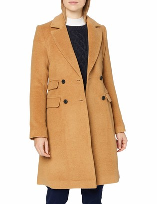 Meraki Amazon Brand Women's Wool Coat