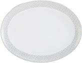 Mikasa Avery Dots Oval Platter