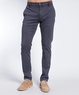 Mavi Jeans Indigo Twill Johnny Chino Pants - Men