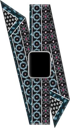 Wristpop Midnight 38mm/40mm Apple Watch Scarf Watch Band