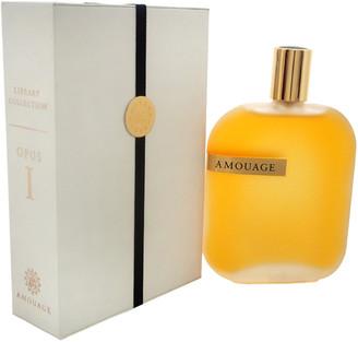 Amouage Unisex Library Opus I 3.4Oz Eau De Parfum Spray