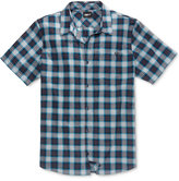 Fox Men's Shackled Yarn-Dyed Plaid Pocket Shirt