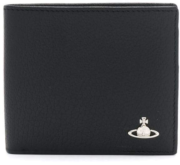 Vivienne Westwood logo plaque wallet