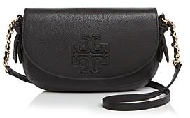 Tory Burch Harper Leather Crossbody