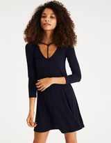 American Eagle Outfitters AE Soft & Sexy T-Strap Dress