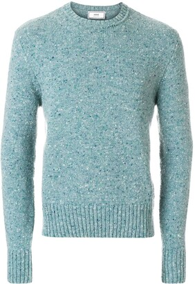 Ami Paris Donegal Crewneck Sweater