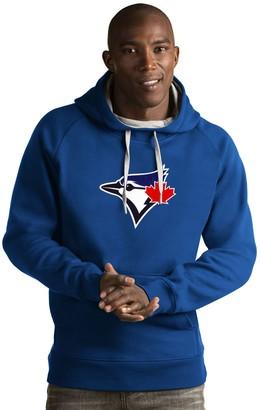 Antigua Men's Toronto Blue Jays Victory Logo Hoodie