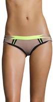Herve Leger Printed Bikini Bottom