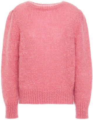 ALEXACHUNG Mohair-blend Sweater