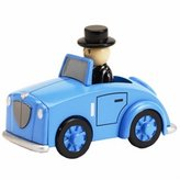 Learning Curve Thomas And Friends Wooden Railway - Sir Topham Hatt's Car