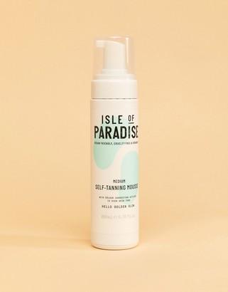 Isle of Paradise Self Tanning Mousse - Medium 200ml