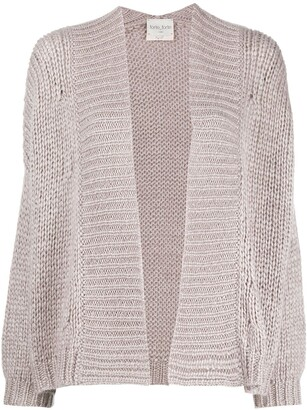 Forte Forte egg-shaped knitted cardigan