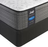 Sealy Pencrest LTD Plush Eurotop - Mattress + Box Spring