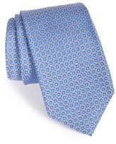 Robert Talbott Men's Best Of Class Geometric Silk Tie
