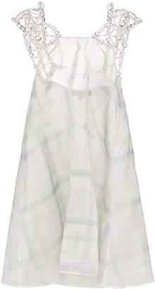 Susan Fang organza mini dress