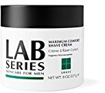 Lab Series Maximum Comfort Shave Cream for Men, 8 Ounce