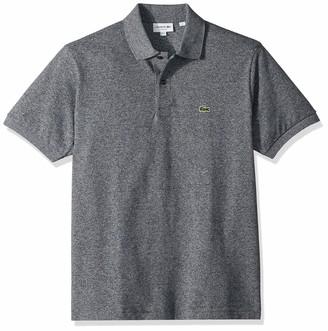 Lacoste Men's Short Sleeve Pique Classic Fit Chine Polo Shirt