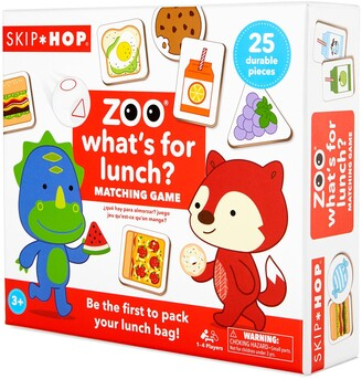 Skip Hop Zoo What's for Lunch Game