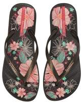 Ipanema Ana Blossom Print Flip Flop