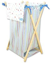 Trend Lab Dr. Seuss Hamper Set, One Fish Two Fish by