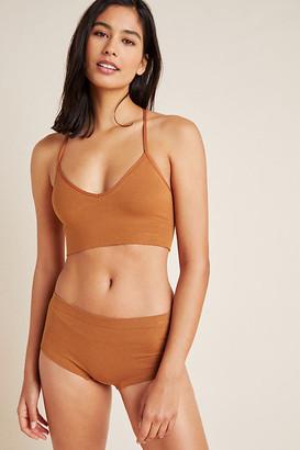 Floreat Seamless Hipster Bikini By Floreat in Black Size M/L