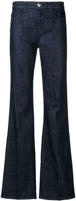 Current/Elliott Classic Flared Jeans