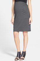 Maternal America Women's Pencil Maternity Skirt