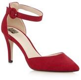 Dark Red Heels - ShopStyle UK