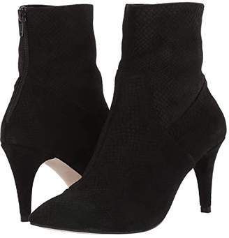 Free People Willa Ankle Boot (Black) Women's Boots
