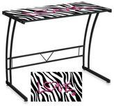 Lumisource Zebra Love Office Desk