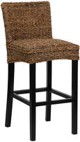 Classic Concepts Peling Abaca Barstool, Natural
