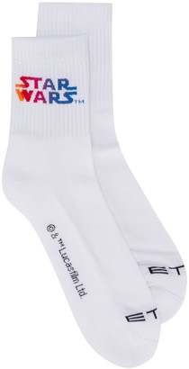 Etro Star Wars socks