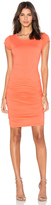 Velvet by Graham & Spencer Ciroc Gauzy Whisper Bodycon Dress