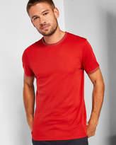 Crew Neck Cotton T-shirt