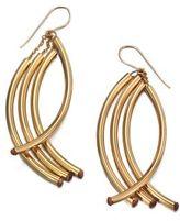 Nest Twisted Arc Earrings