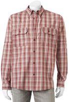 Woolrich Men's Tall Pine Classic-Fit Plaid Button-Down Shirt