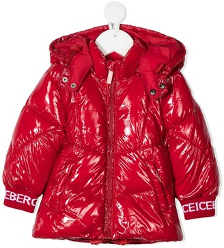 Iceberg Kids Glossy Padded Jacket