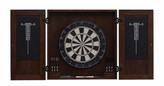Darby Home Co Holstein Dart Board Cabinet Set