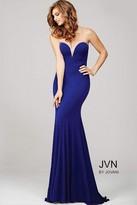 Jovani Strapless Simple Dress JVN32801