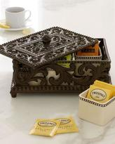 GG Collection G G Collection Five-Section Divided Tea Box