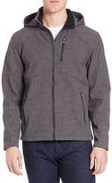Spyder Textured Zip-front Jacket