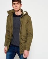 Superdry Rookie Military Parka Jacket