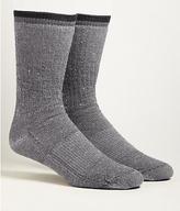 Wigwam Men's Merino Comfort Hiker Crew Length Socks 2-Pack Panty Hose