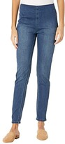 Thumbnail for your product : Rock and Roll Cowgirl Mid-Rise Skinny in Medium Wash WPS7548