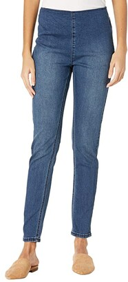 Rock and Roll Cowgirl Mid-Rise Skinny in Medium Wash WPS7548 (Medium Wash) Women's Jeans