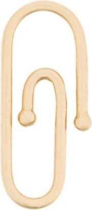 Aurélie Bidermann 18kt yelllow gold Paperclip accessory