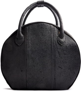 Ostwald Finest Couture Bags Circle Soft Large In Nero Black