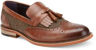 Vintage Foundry Men's Bianchi Leather Tassel Loafers