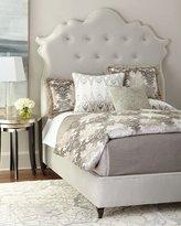 Haute House Arabella Tufted California King Bed